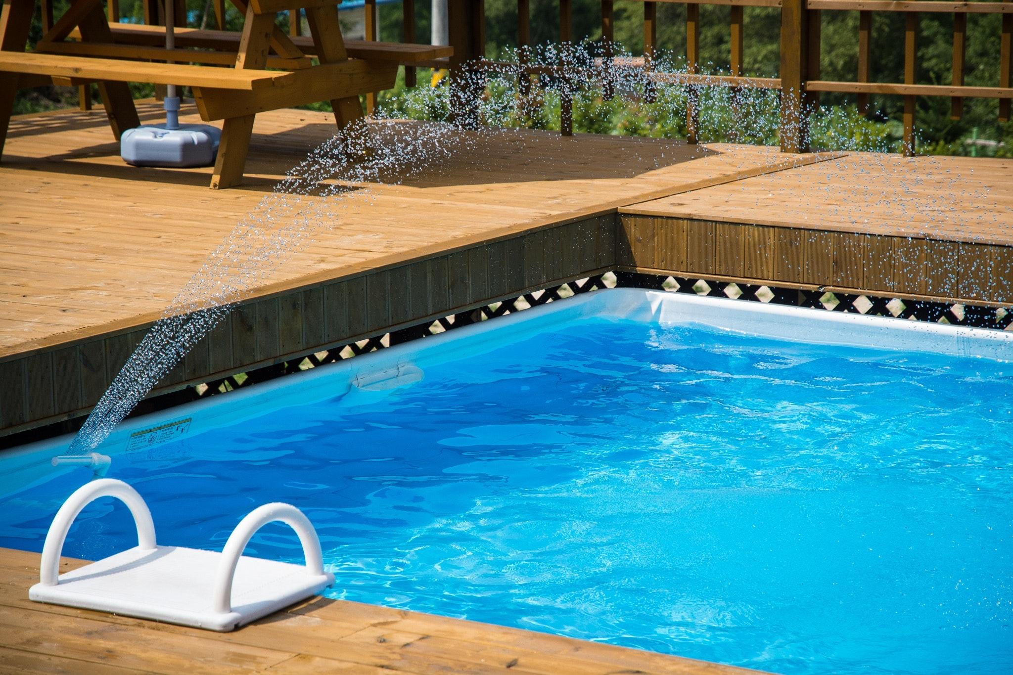 terrassements pour piscine cazères