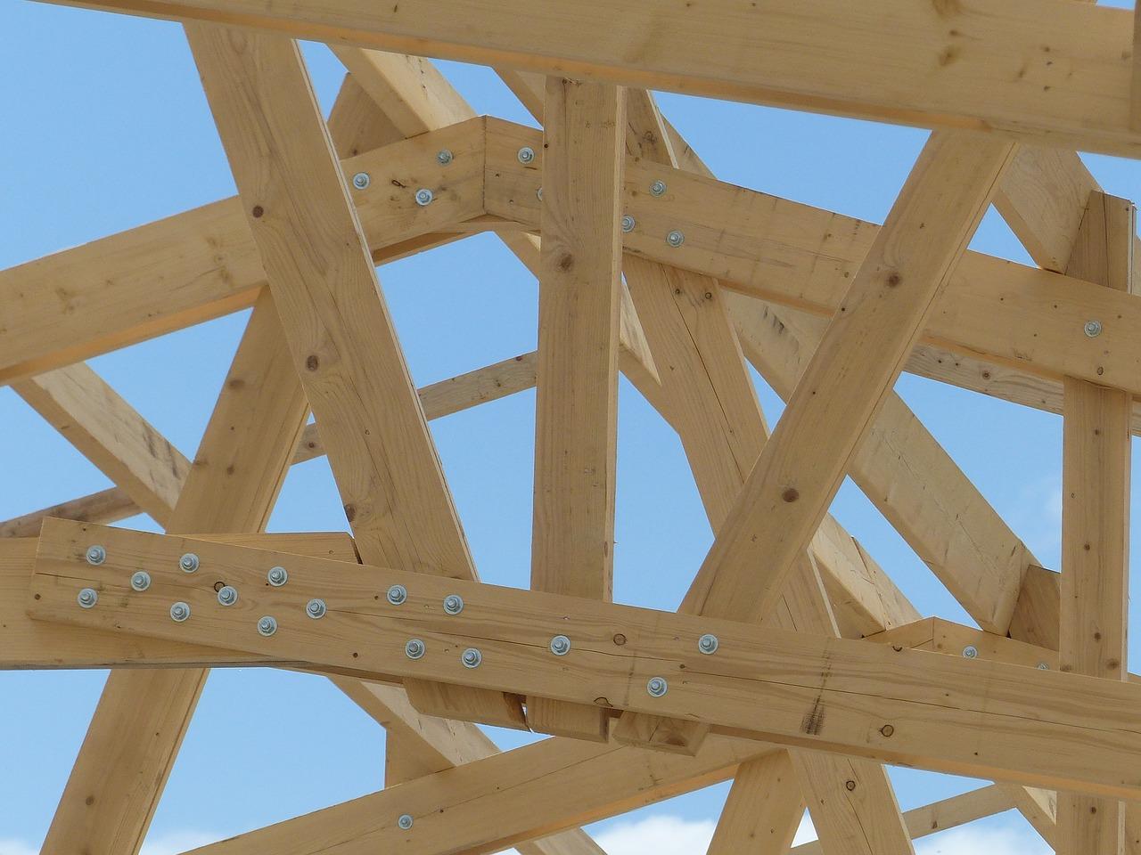agrandissement charpente plafonds carbonne